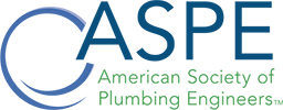 american society of plumbing engineers aspe
